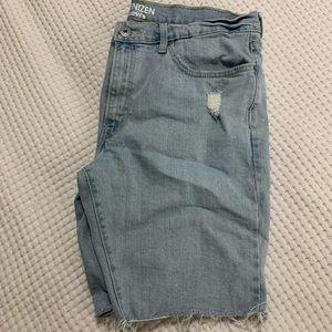 Men's Levi Cutoff Shorts